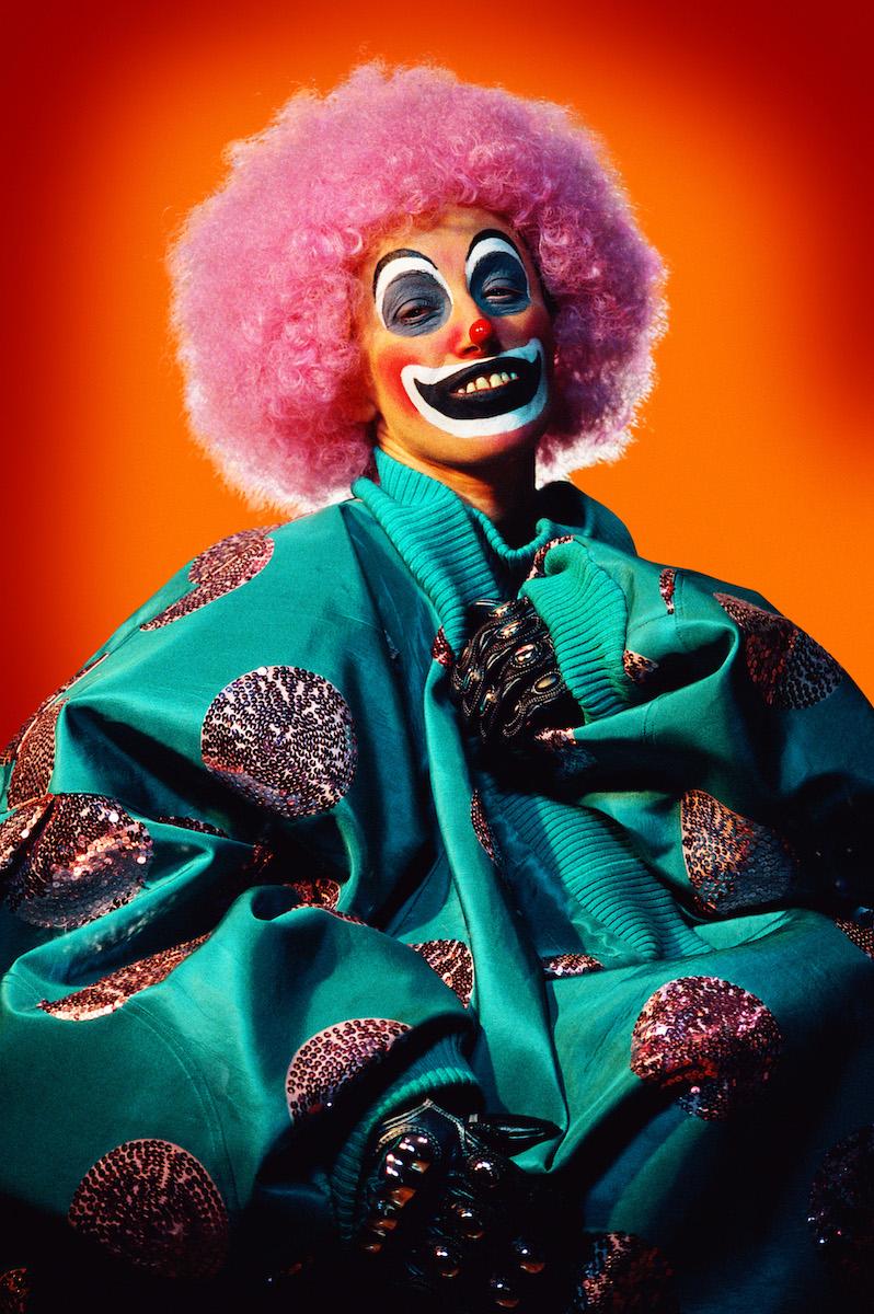 Cindy Sherman Clown