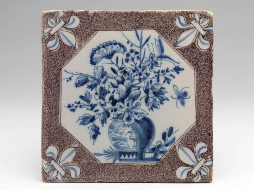 Delfter Keramik Kunstmuseum Den Haag Palast Het Loo