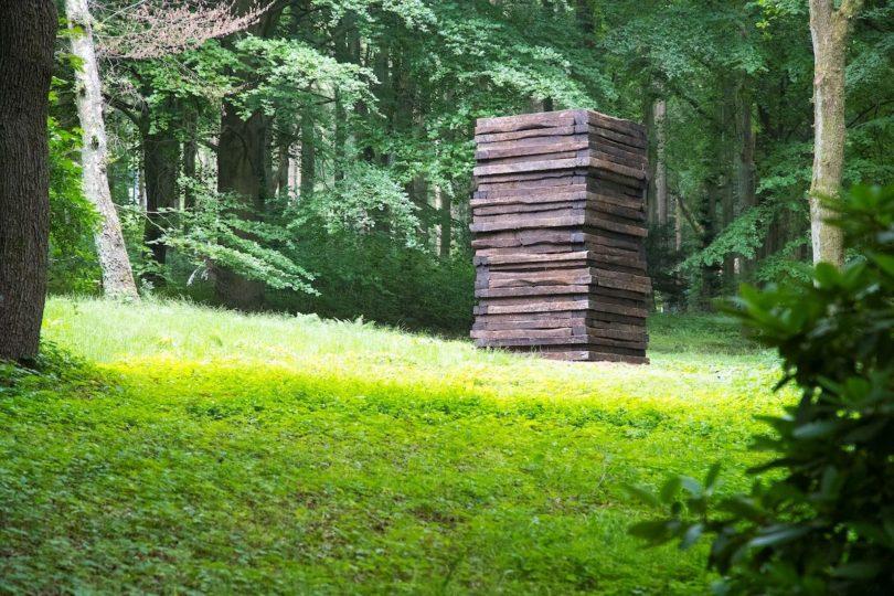 Sean Scully Skulpturenpark Waldfrieden Wuppertal Ausstellung