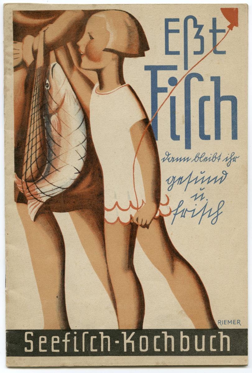 Plakat Kochbuch
