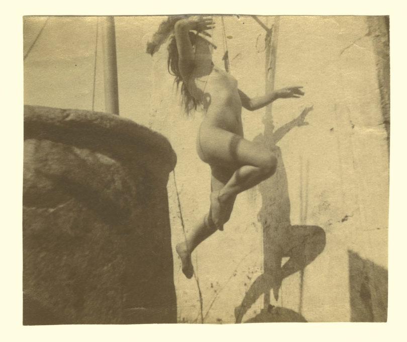 Fotografische Studie zu Pietschmanns Polyphem Grisebach