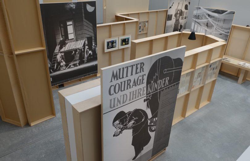 Ausstellungsansich Biennale