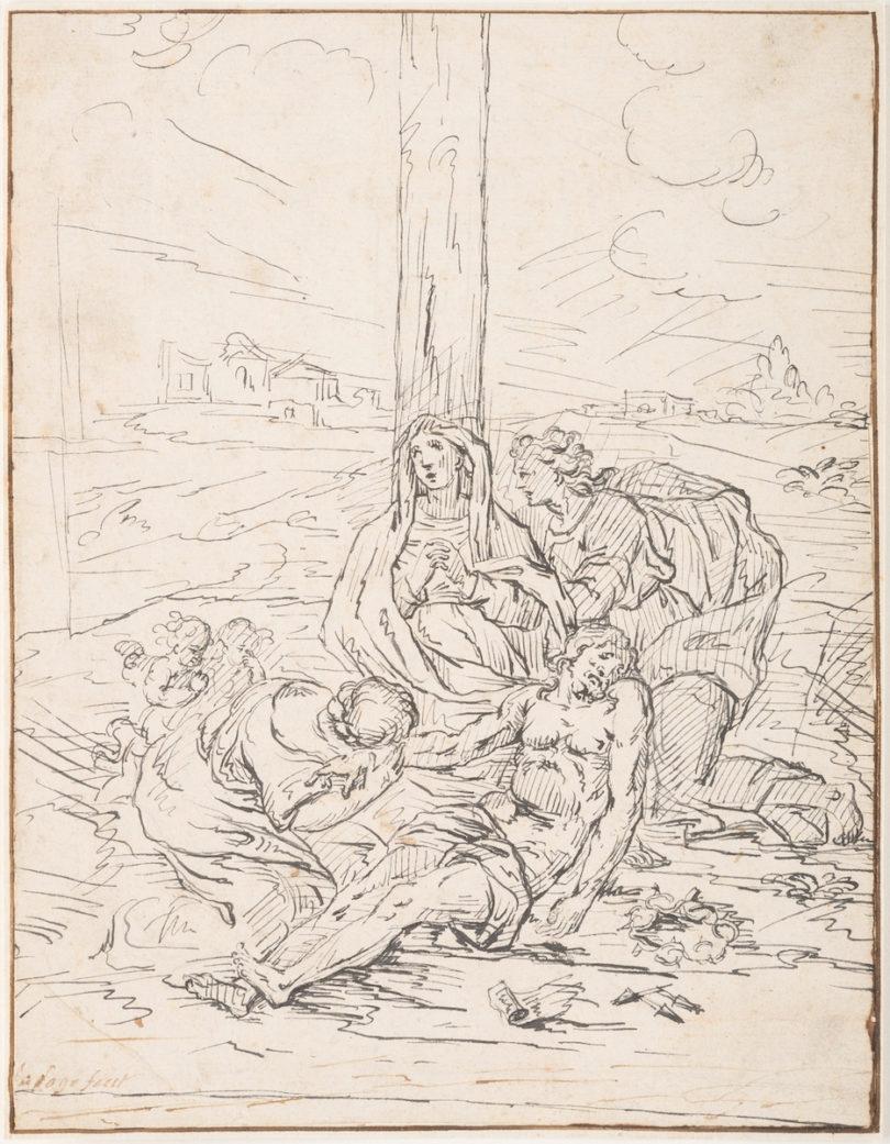 Raymond de Lafage Kreuzabnahme