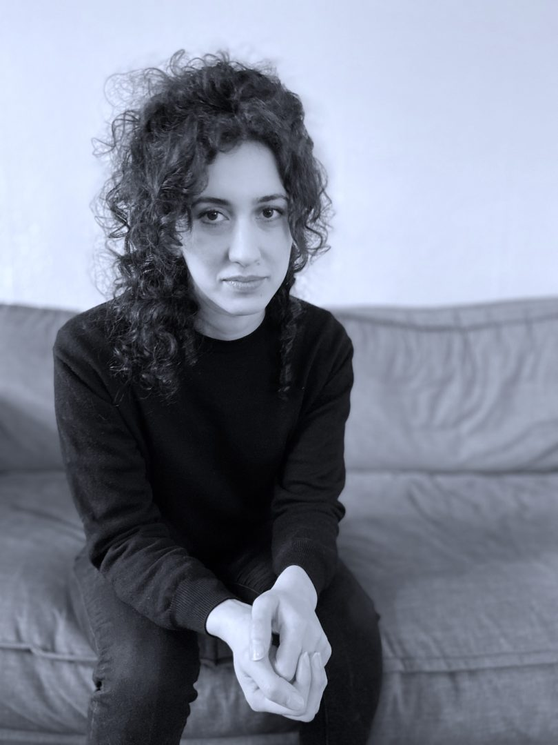 Tamina Amadyar Portrait