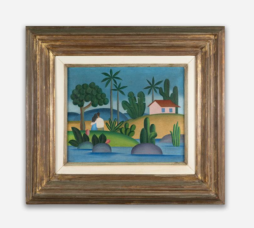 Tarsila do Amaral Gemälde Galerie Bergamin & Gomide Tefaf online