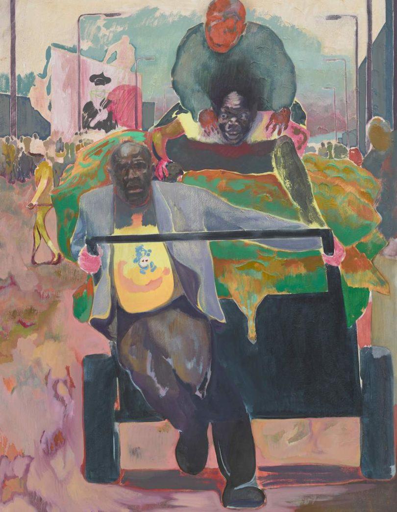 Michael Armitage Mkokoteni Haus der Kunst