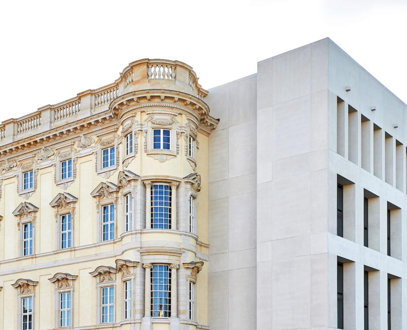 Humboldtforum Fassade Eröffnung