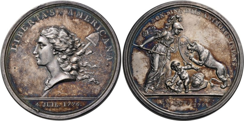Nomos Medaille Auktionen