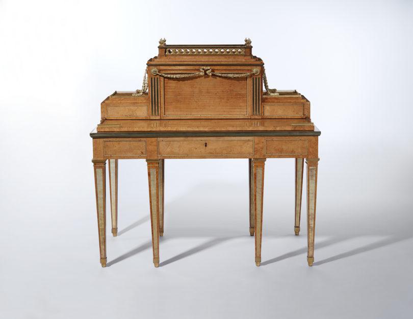 Bureau Plat Roentgen Möbel Auktion