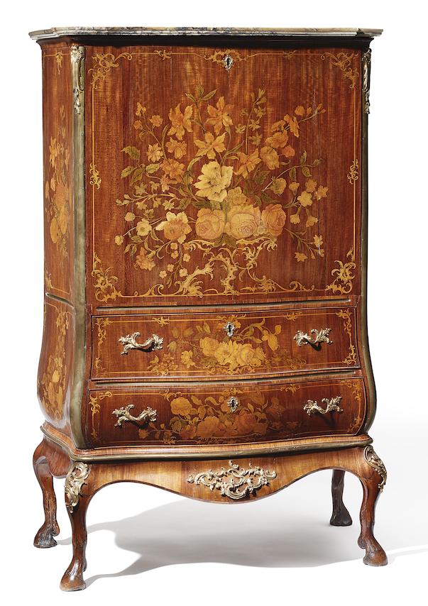Abraham Roentgen Schreibschrank Lempertz Auktion