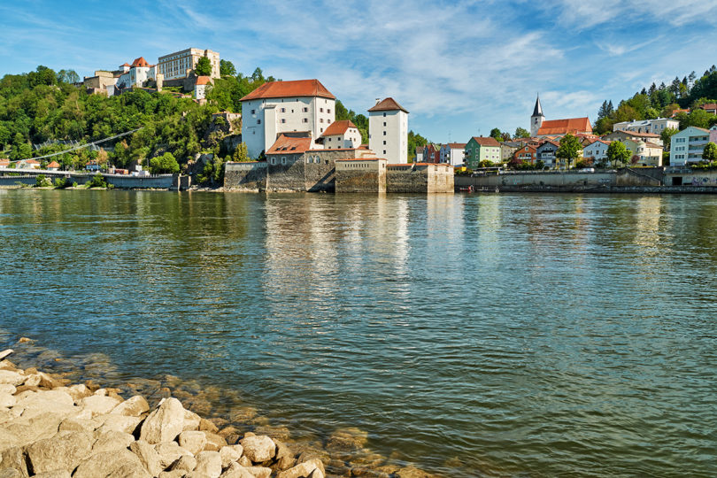Burgen Bayern Passau Advertorial