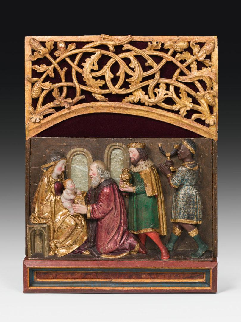 Im Kinsky Heilige drei Könige Auktion