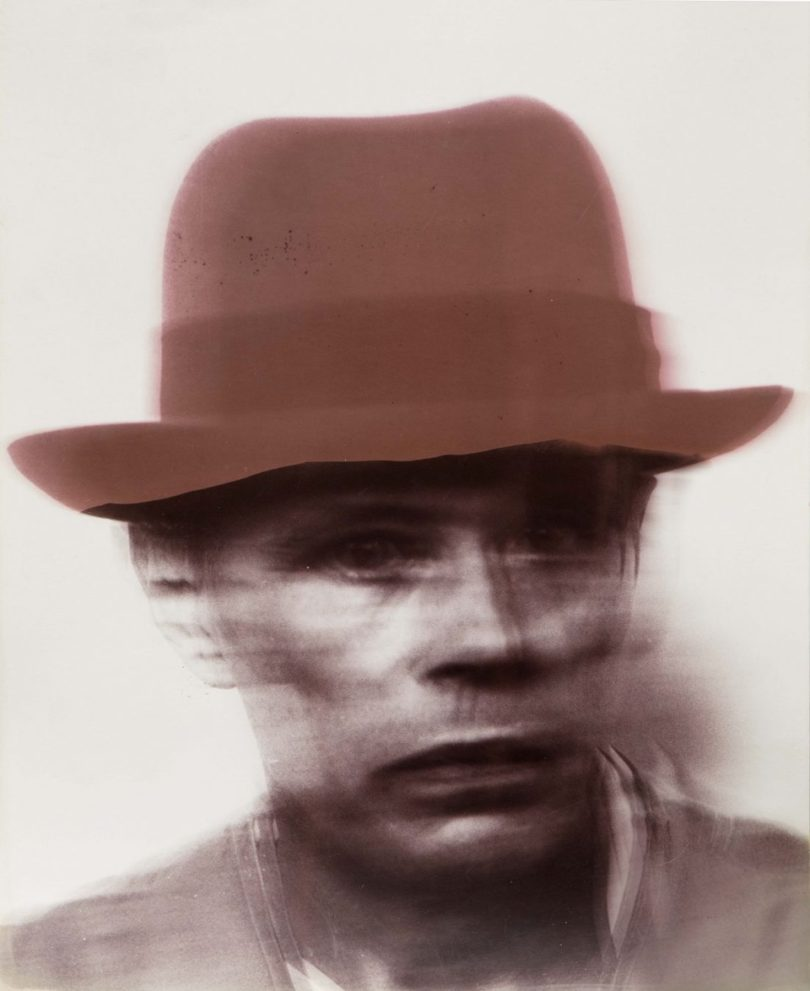 Peter Sevriens Fotografie Mystic Man Joseph Beuys