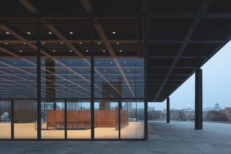 Museumsbauten 2021 Neue Nationalgalerie Berlin