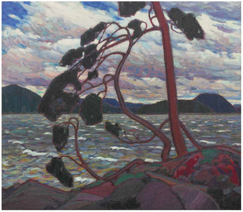 Magnetic North, Tom Thomson, The West Wind