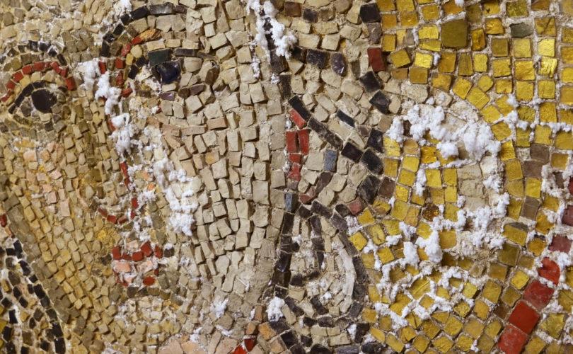 Goldmosaik Orsoni Venedig