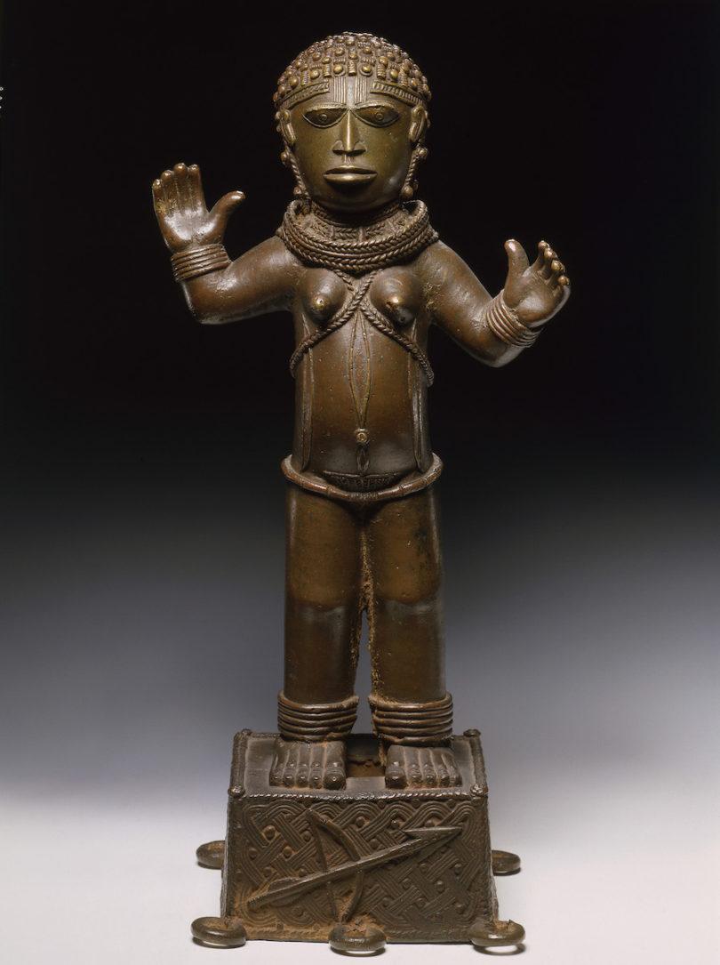 Rückgabe Benin-Bronzen