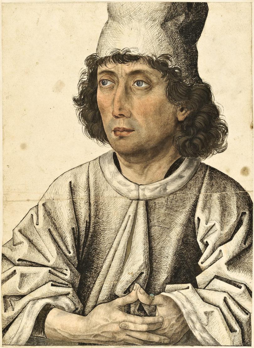 Meister des Mornauer-Bildnisses Spät Gotik