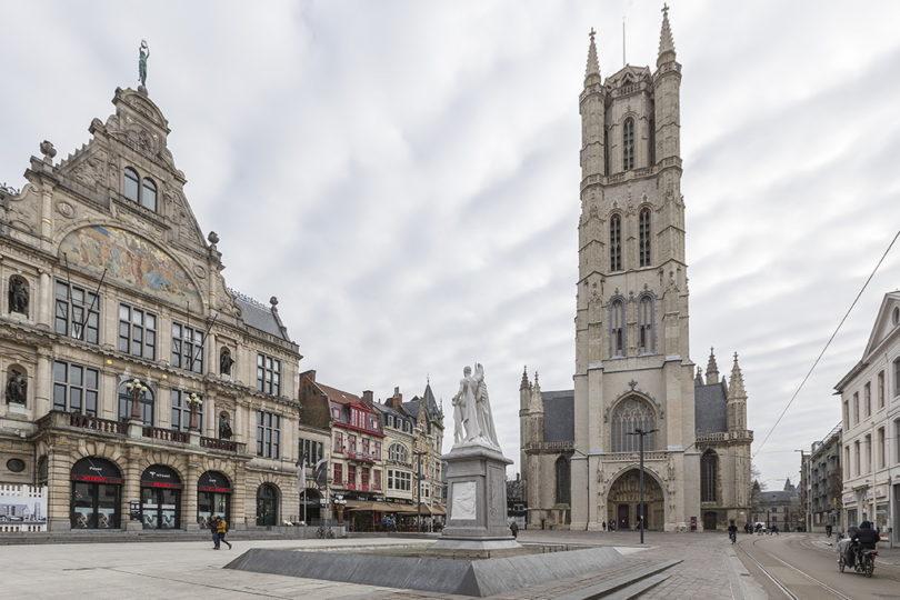 St. Bavo Kathedrale Gent