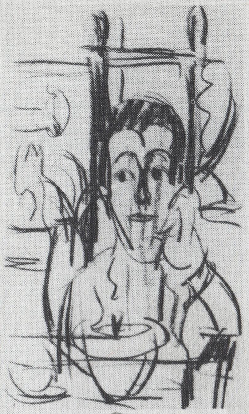 Skizzenbuch Kirchner