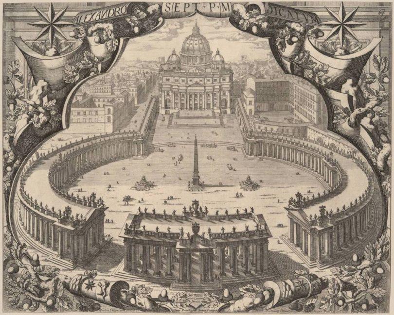 Bernini Schädel