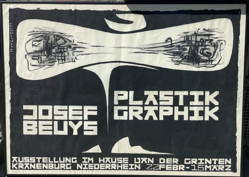 Joseph Beuys Messe Folium