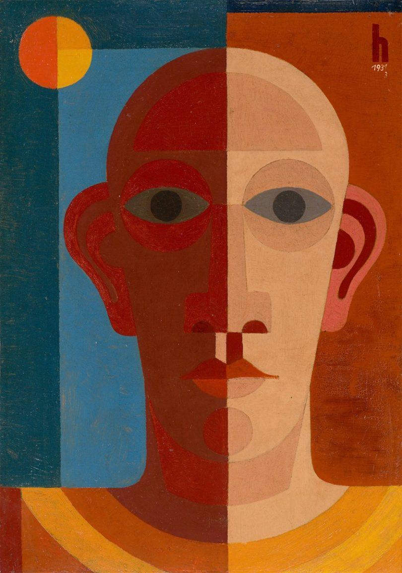 Hoerle Selbstbildnis Grisebach Auktion Sander-Collection