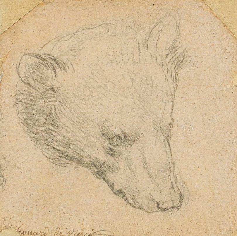 Leonardo Bär Zeichnung Christie's