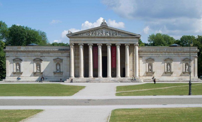 Hellas München Glyptothek