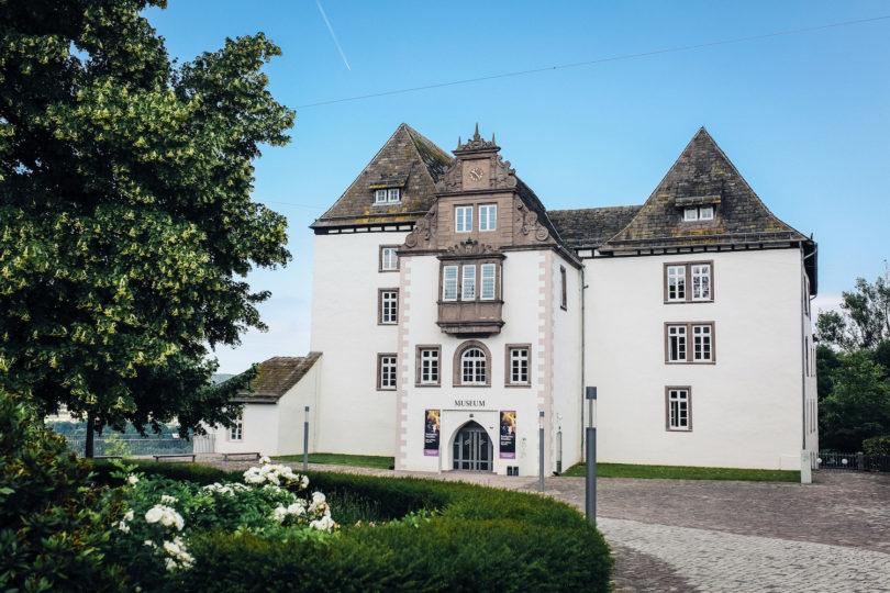 Advertorial Museum Schloss Fürstenberg