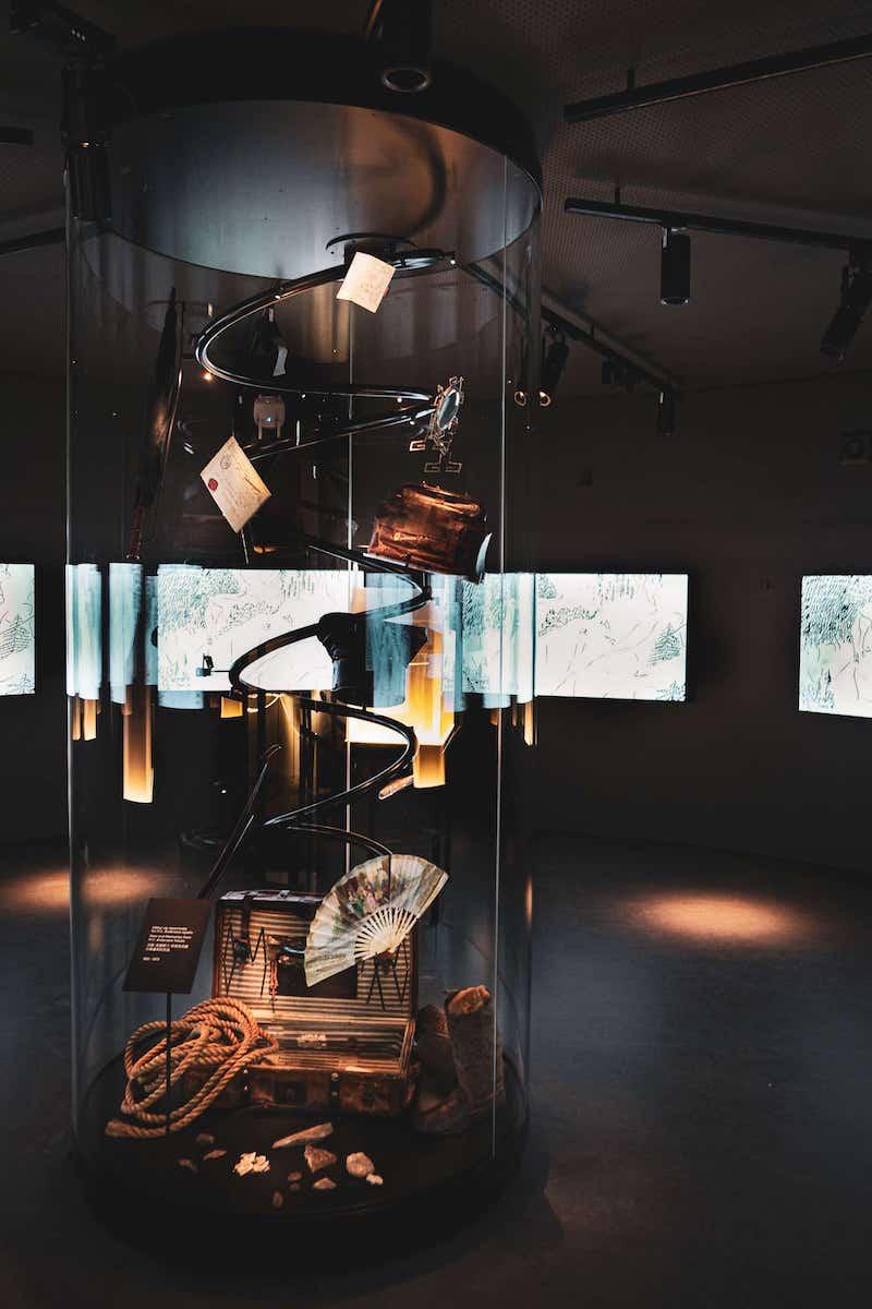 Alltagsdinge werden lebendig und erzählen den Besuchern ihre Geschichten. © H.C. Andersen's Hus, Odense Bys Museer, Laerke Beck Johansen