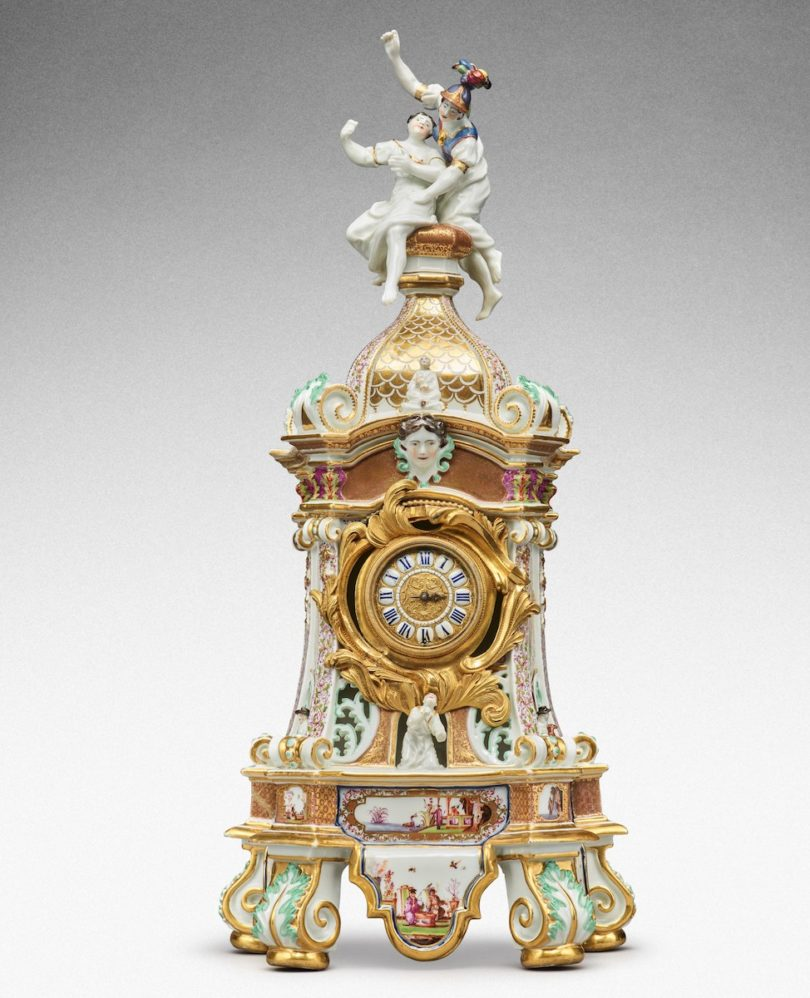 Oppenheimer Sammlung Porzellan Meissen Sotheby's